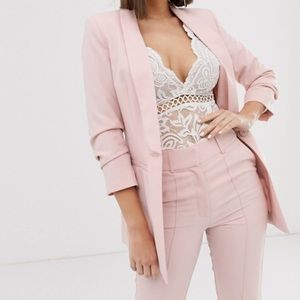 ASOS Light Pink Blazer